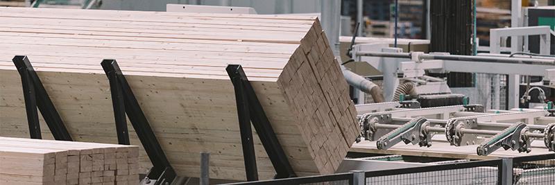 La sostenibilidad de la madera como materia prima