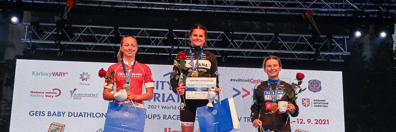 Katerina Micková, the awakening of a Czech Triathlete